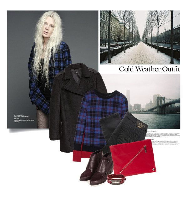 Plaid for winter